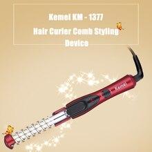 Kemei KM - 1377 Hair Care Styling Portable Hair Cur