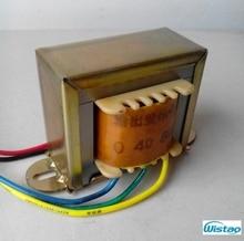 IWISTAO Tube Amplificateur de Sortie Transformateur 5 W Z11 Single-ended Acier De Silicium Transformateurs D'ASSURANCE-EMPLOI que Puissance Audio HIFI DIY Livraison gratuite