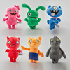 18cm Uglydoll Plush Toy Cartoon Anime Ox Moxy Babo Plush Toy Uglydog Soft Stuffed Plush Dolls Ugly Gifts For Children Kids