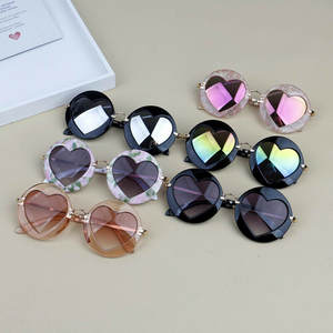 pudcoco 2019 Kid Baby Glasses Sunglasses Toys Accessories