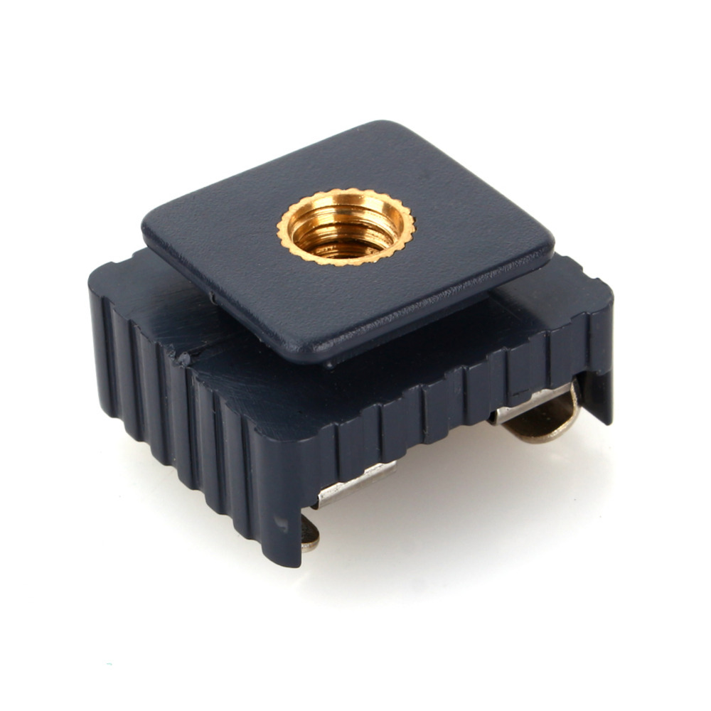 12be001483 Adapter for Flash Hot Shoe Mount Adapter to 1 4