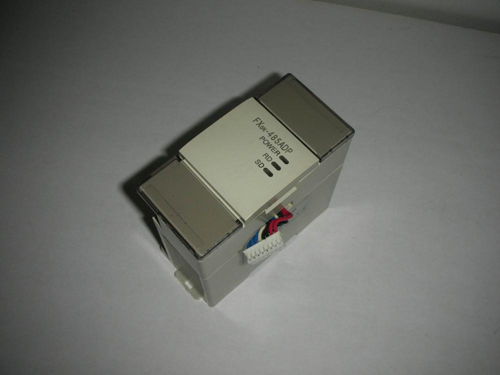 1PC USED * FX0N-485ADP PLC 1pc used plc a1sy42p