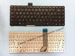 Новая английская клавиатура S400E для ноутбука ASUS X402C S400CB S400C X402 F402C S400 S400CA, американская Клавиатура для ноутбука