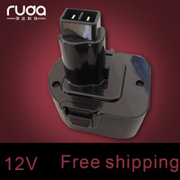 Para Black & Decker 12V 3500mAh batería de la herramienta eléctrica, A9252, A-9252, A9275, A-9275, PS130... PS130A... A9266