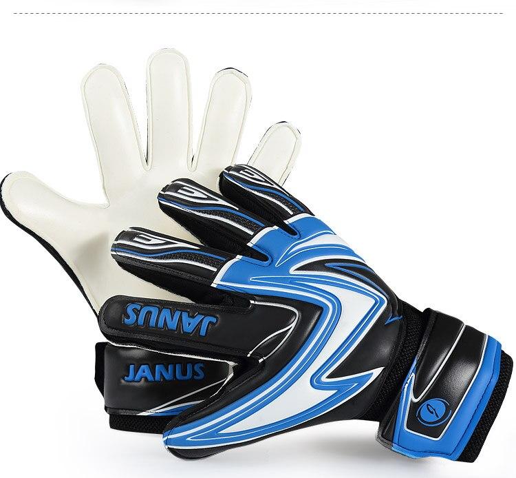 Livraison gratuite Épaissie gants de gardien de but gants de gardien de but de football Gants De Football-Paume EN LATEX #665