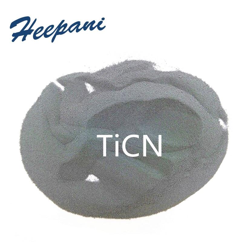 Free shipping superfine titanium carbonitride powder pure TiCN carbon titanium nitride alloy material