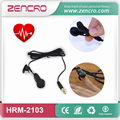 Finger Earlobe Clip Pulse Rate Sensor Heart Rate Monitor