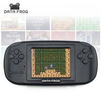 2016 NEW HOT 3 0 Inch 8 Bit PVP Portable Handheld Game Console Childhood Classic Game
