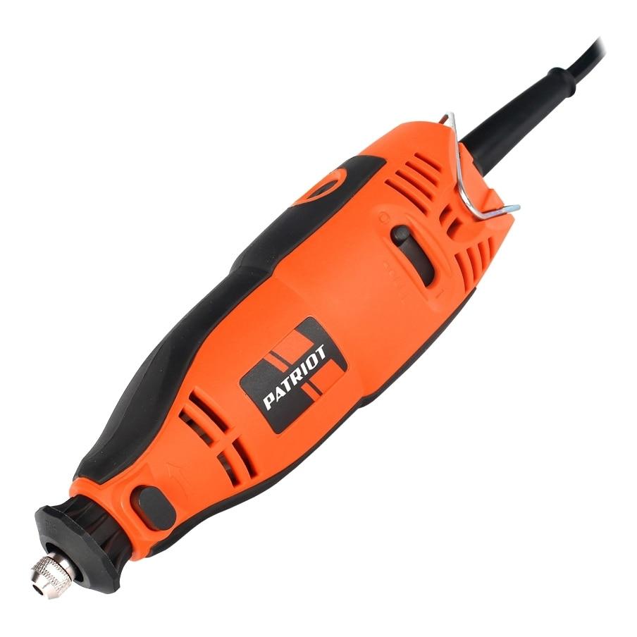 Engraver electric PATRIOT EE 170 (Power 160 W, flexible shaft, 210 nozzles included) fgm 170fs engraver 170w flexible shaft 10000 35000 rpm 2 speeds favorite steel cutter ciseleur chaser decoupage milling