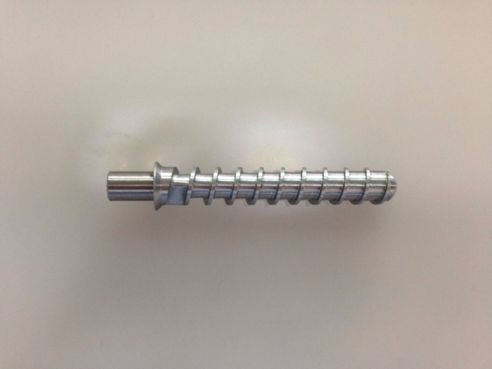 Extrusion Screw For Lesite Hand Extrusion Welder Gun