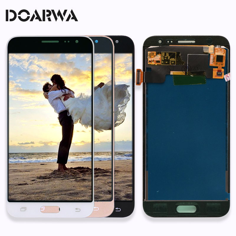 LCD Display Touch Screen For Samsung Galaxy J3 2016 J320 J320A J320M J320F J320FN Phone Digitizer Assembly Replacement Parts