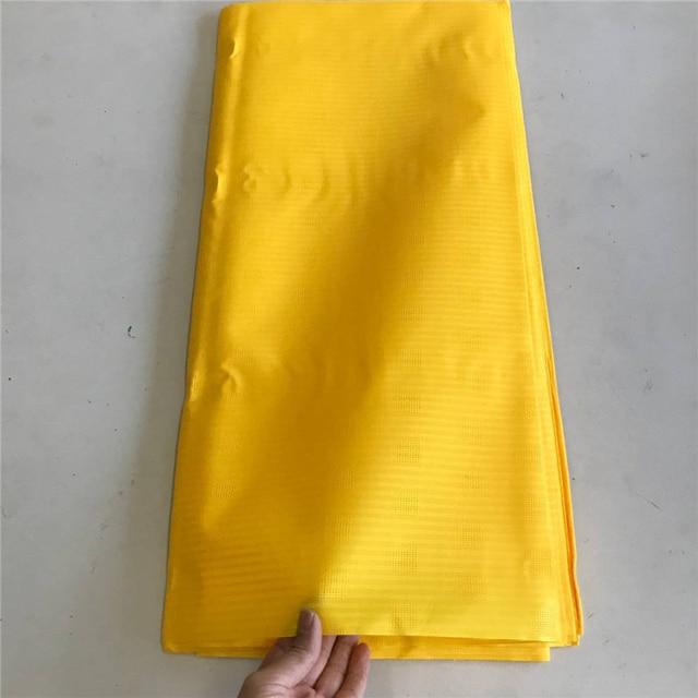 Gli uomini di buona qualità tessuto atiku materiale per l'uomo africano Atiku tessuto in 10 metri