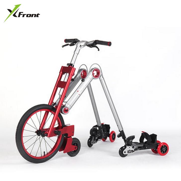 Uusi merkki Toisen sukupolven 3-pyöräinen luistelupyörä - Pyöräily - Valokuva 2