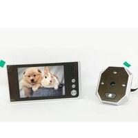 3 5 LCD Digital Peephole Viewer Camera Video Doorbell Angle Door Eye Video Camera 520B Video