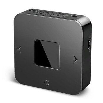 Портативный Bluetooth 5,0 Aptx низкой задержкой 3,5 мм SPDIF оптический ТВ аудио динамик с передатчиком приемник Мини беспроводной музыкальный адаптер >> Xest Store