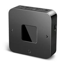 Портативный Bluetooth 5,0 Aptx низкой задержкой 3,5 мм SPDIF оптический ТВ аудио динамик с передатчиком приемник Мини беспроводной музыкальный адаптер