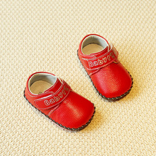 2017 New Arrival Genuine Leather Baby Moccasin Newborn Babies Shoes Soft Bottom Infant Kid First Walk soft-bottom learning