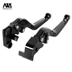 Motorcycle Adjustable Levers Foldable Extendable Brake Clutch Handles for Honda CBR1000RR/FIREBLADE 2004-2007 for CB1000R 08-16