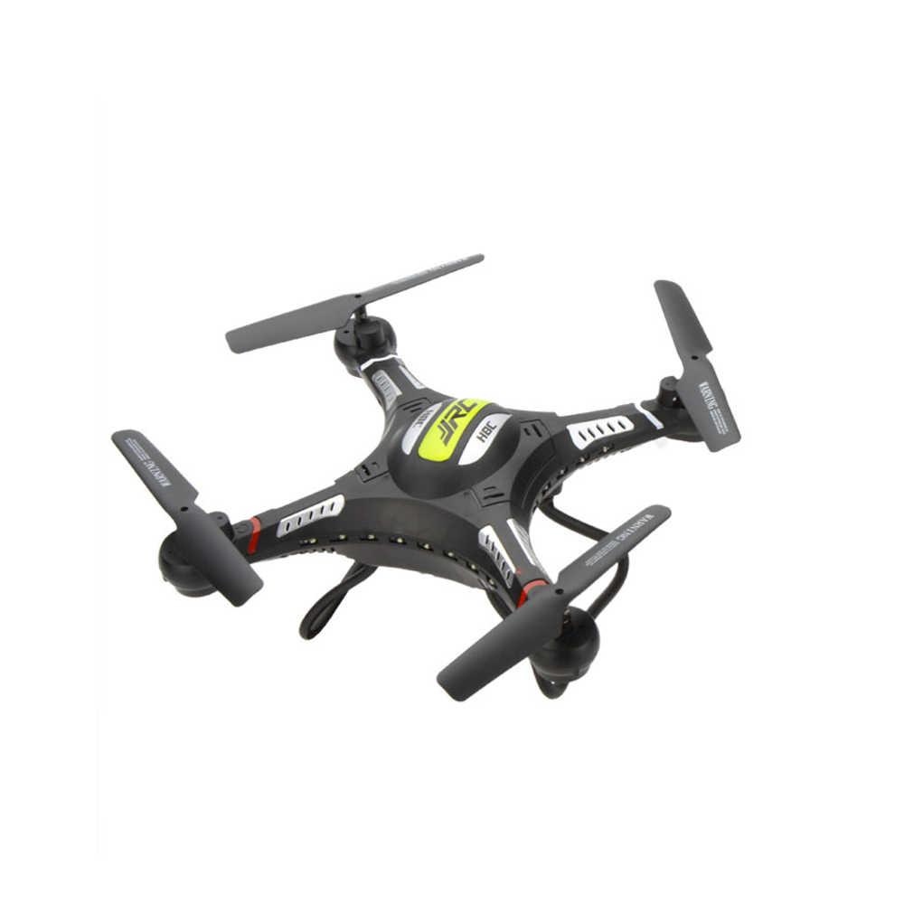 JJRC H8C 2,4G 4CH 6 оси гироскопа беспилотный Радиоуправляемый летательный аппарат-Квадрокоптер на дистанционном управлении с HD 2.0MP Камера Безголовый Fly 3D прокатки Функция с управлением от первого лица без передатчика