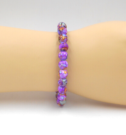 1e8089bb5bf4 Declaración por mayor encanto pulseras joyas de moda   AliExpress reloj  hecho a mano de la vendimia