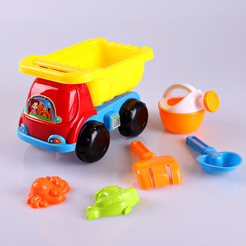 5pcs set Summer toy beach bike children 39 s beach toy set children play sand toys for baby gifts in Beach Sand toys from Toys amp Hobbies