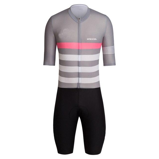 2017 Race Cycling Club PRO TEAM AERO CYCLING SKINSUIT Triathlon Best Quality BICYCLE short set KIT WITH High density PAD jem pro smoke high density fluid sp mix