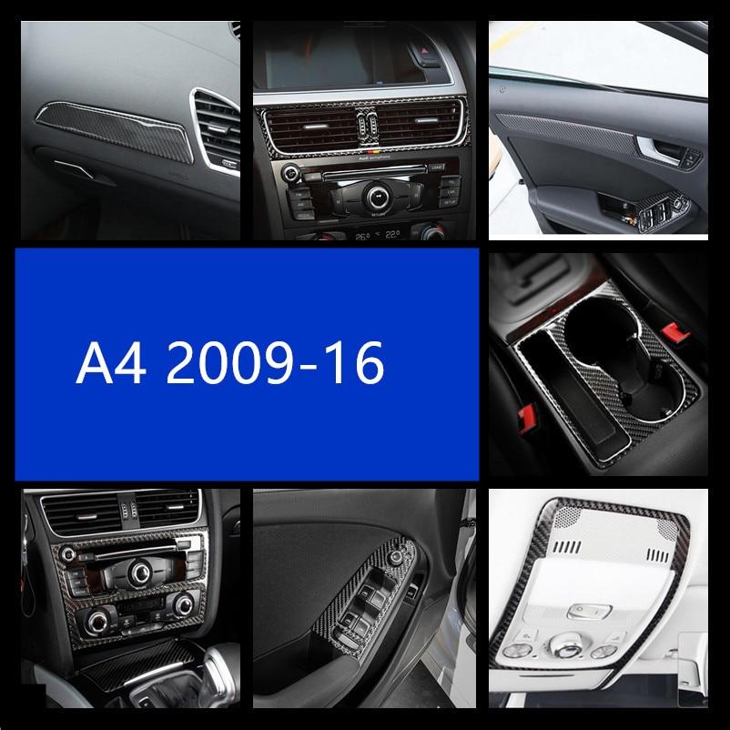 2009 Audi A4 Interior – name