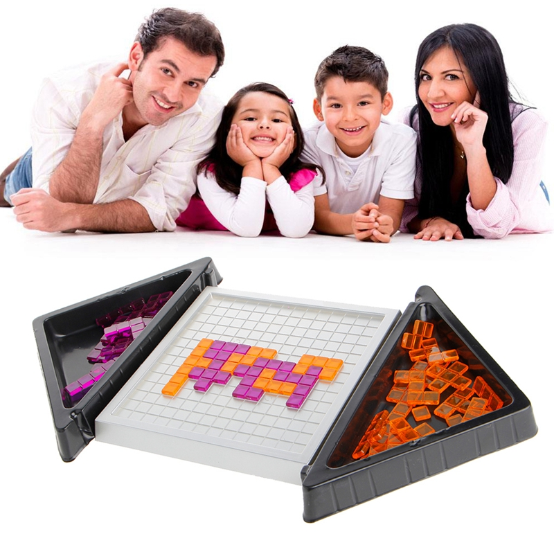 The Strategy Board Game Blokus Gifts Educational Toys for Kids Children Family-M15