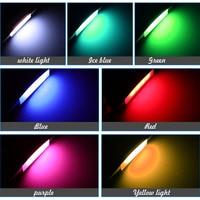 Newest Super Bright Car Auto Eyebrow Design 4 Pcs Wheel Lamp Car LED Wheel Lights Decorative