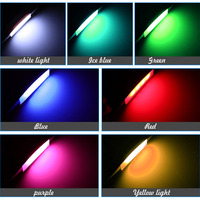 Newest Super Bright Car Auto Eyebrow Design 4 Pcs Wheel Lamp Car LED Wheel Lights Decorative