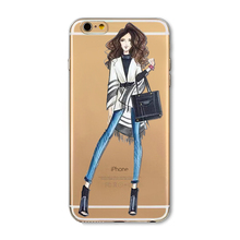 Phone Cases with Glamour Girls for iPhone