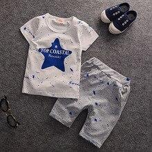 Baby Boys Short Sleeve Clothing Set