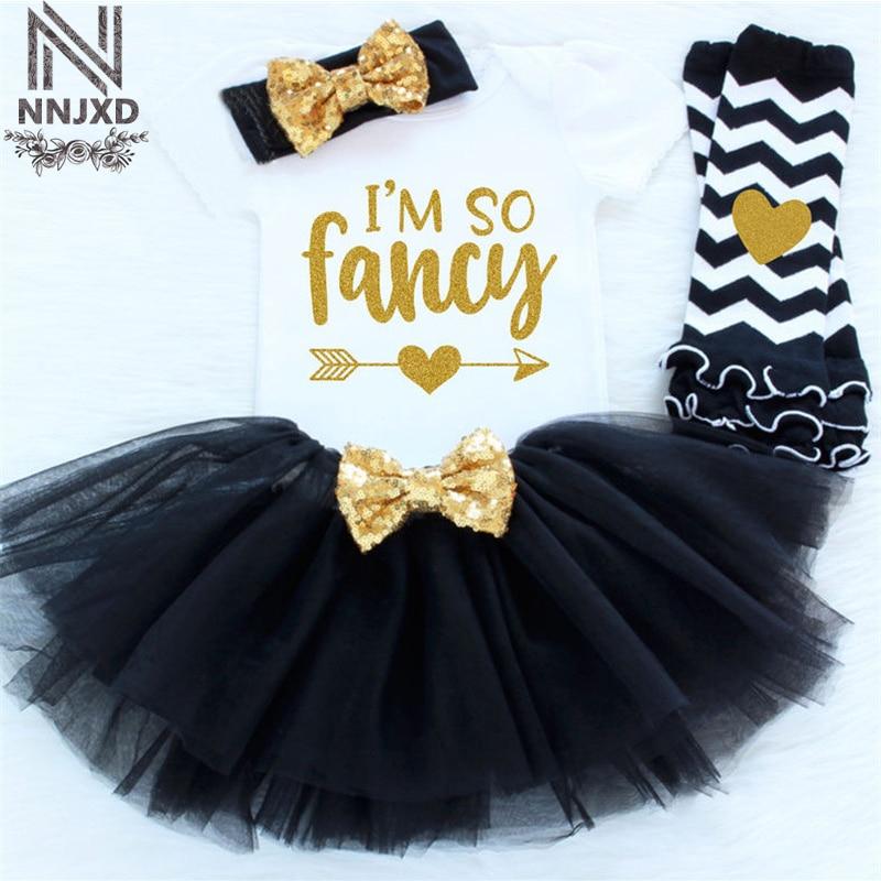 Bayi Gadis Pakaian Mewah Set Untuk Anak Perempuan Bayi Kue