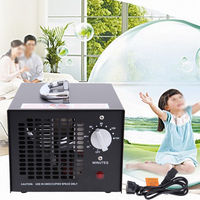 (Ship from Germany) HE 15 55W Odor Smoke Ozone Air Purifier Cleaner Generator Portable Fresh Clean Air Home Office