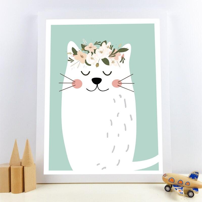 animal print kids room decor