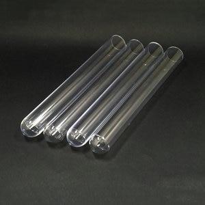 Image 2 - 100pcs Plastic Test Tube 15x150mm DIA15mm Clear, Wedding Favor Party Favour Candy Jar