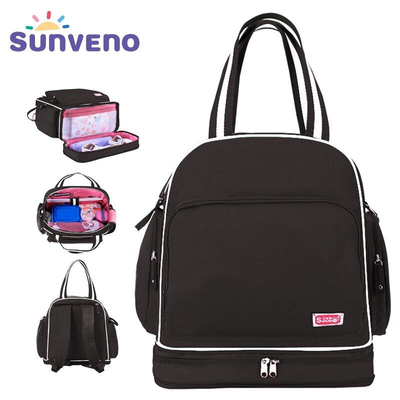 Brand Quality High-Capacity Mummy Diaper Bag Organizer Baby Bag Mum Maternity Nappy Bags Baby Travel Bag Backpack Waterproof