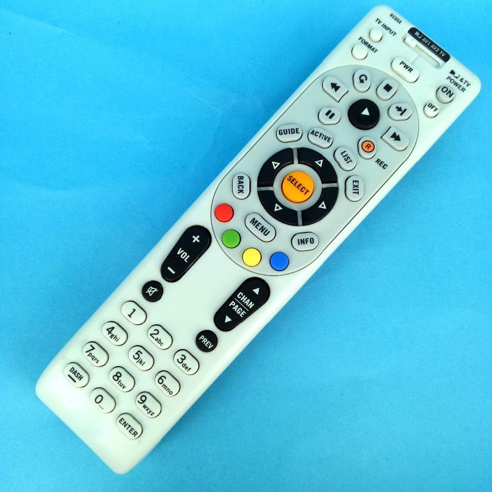 NEW original Remote Control FOR DIRECTV RC65X RC66X for HR20 H20 HR21 H21  Universal Fernbedienung Free shipping