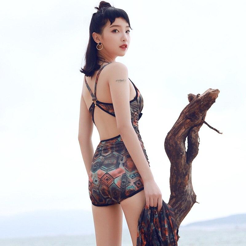Trois pièces Bkning maillots de bain femmes mince Split plage costume maillot de bain maillots de bain body ensembles de bain femme plage Bikini costume plage