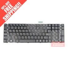 Для MSI GE60 GT60 GE70 GT70 16F4 1757 1762 16GC us клавиатура для ноутбука
