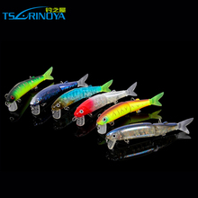 Tsurinoya DW42 Fishing Lures 113mm 13g Artificial Hard Lure Minnow Baits with Hook Attractive 3D Eyes