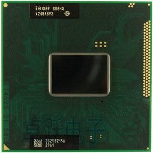 original intel Celeron B820 1.7GHz Dual Core SR0HQ Notebook processors Laptop CPU PGA 988 Socket G2 for HM65 HM67