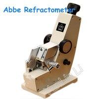 Рефрактометр Аббе монохроматический рефрактометр Цифровой рефрактометр Брикса лабораторное оптическое оборудование 2WAJ