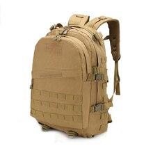 Tactical backpack New Upgrade! 40LMen's Rucksack Military backpack mochila masculina Travel men's militar tactical Backpack male