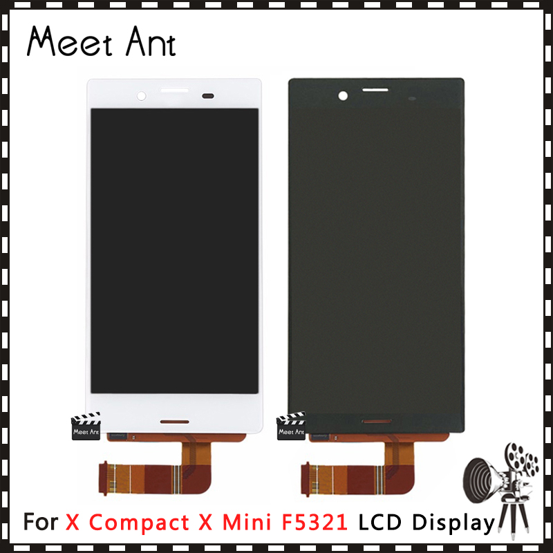 High Quality 4.5'' For Sony Xperia X Compact X Mini F5321 LCD Display Screen With Touch Screen Digitizer Assembly