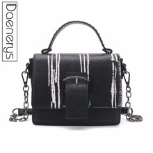 Daenerys Brand Women Luxury Handbags Bags designer Female Small Chain Bag Hotsale Clutch Messenger Crossbody Bags все цены