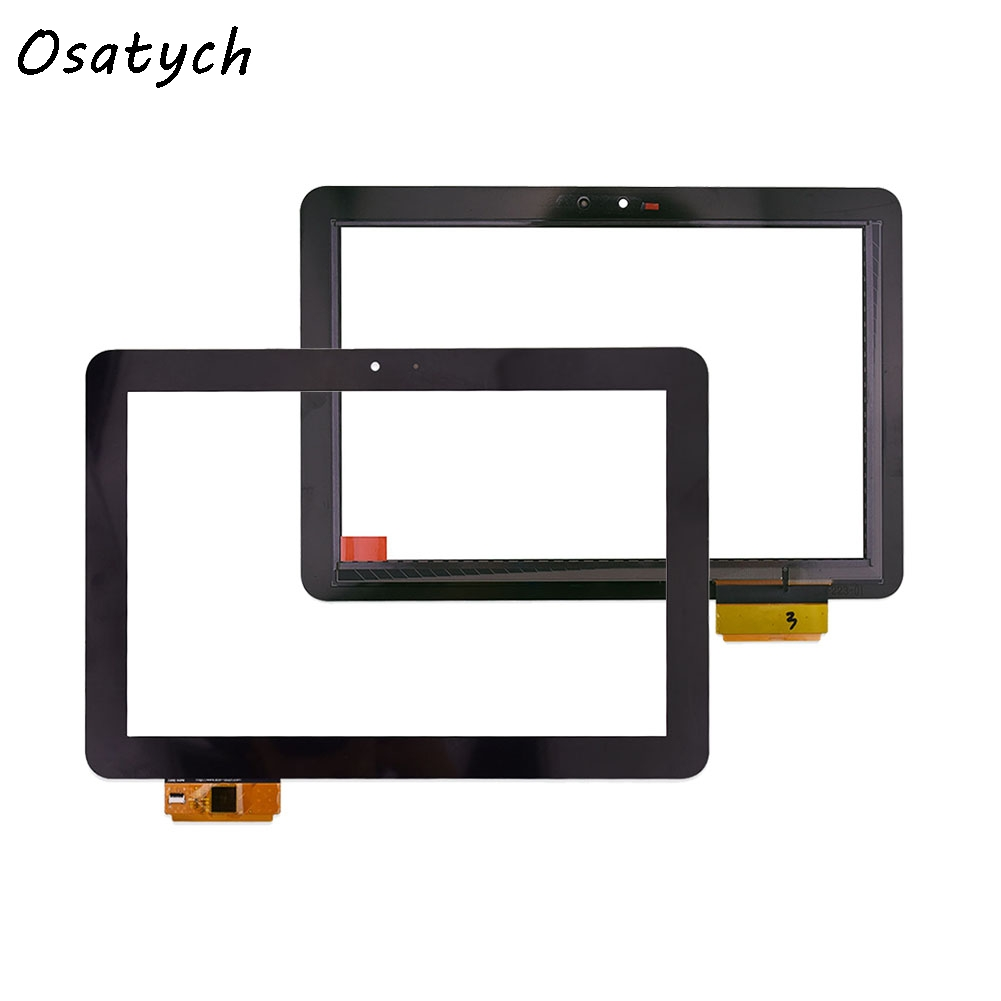 10.1 Inch Black Touch Screen A11020A10089_V02 A1WAN06 For PRESTIGIO MultiPad PMP7100D3G DUO Digitizer Tablet PC Glass Sensor 3 0 vx393 touch screen 71 44mm general touch screen a 3029 g e317