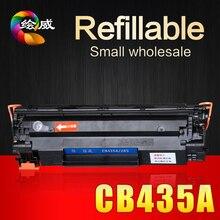 CB435A 35a 435 435a kompatibel toner patrone Nachfüllbare für HP laserjet P1002 1003 1004 1005 1006 1009 kaufen-direkt-aus-china