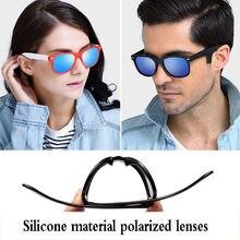 2017 SHAONVDIE Men Polarized Sunglasses Classic Men Retro Rivet Shades Brand Designer Sun glasses UV400 TR90 Sunglasses Women