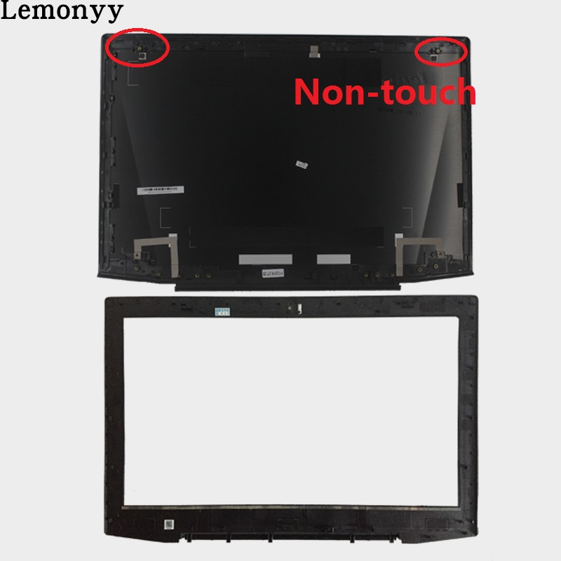 New FOR <font><b>Lenovo</b></font> <font><b>Y50</b></font> <font><b>Y50</b></font>-70 <font><b>Y50</b></font>-70A <font><b>Y50</b></font>-70AS-IS <font><b>Y50</b></font>-80 15.6 LCD Top Back Cover Rear Lid / LCD Bezel Cover No Touch image